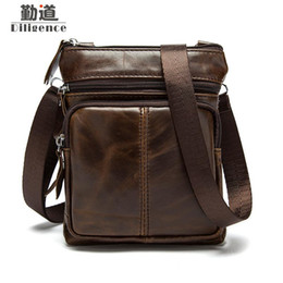 $enCountryForm.capitalKeyWord Australia - Genuine Leather Mens Shoulder Bags Mini Fashion Crossbody Bags Vintage Portable Man Clutch Handbags Travel Blosas