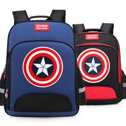 52a13f127c81 2019 Superhero Bowknot Girl Boy Children Primary School bag Bagpack Schoolbags  Kids Teenagers Student Backpacks