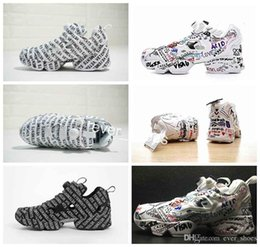 db409e3ee3c8f7 2018 Vetements Insta Pump Fury OG Inflatable Deflated Boots Shoes Women Men  Designer pumps Trainer Brand Luxury Casual Sneakers Size 36-44