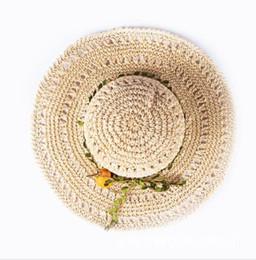 $enCountryForm.capitalKeyWord NZ - 2019 new hot cute garden small fresh handmade straw hat small gourd summer girls beach straw hat sun shade