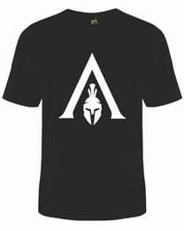 Assassin Kids UK - Assassins Creed T-Shirt Gaming Tee Video Games Top Kids & Adult sizes Men Women Unisex Fashion tshirt Free Shipping
