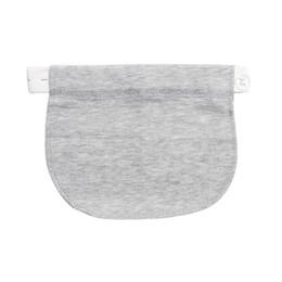 a4005087bea85 Maternity Elastic Jeans Waistband Waist Pregnancy Pants Extender Belt  Adjustable Soft