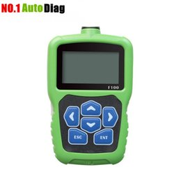 Model Software NZ - OBDSTAR F100 for Mazda Ford Auto Key Programmer No Need Pin Code Support New Models and Odometer update online OBDSTAR F-100