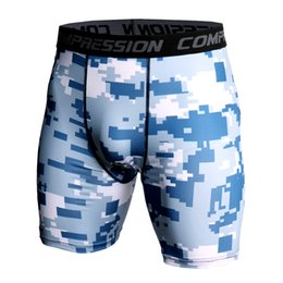 $enCountryForm.capitalKeyWord Australia - Men Bodybuilding Shorts Compression Tights Fitness Quick Dry Male Workout Inseam Gyms Shorts Male Muscle Alive Elastic Bottom