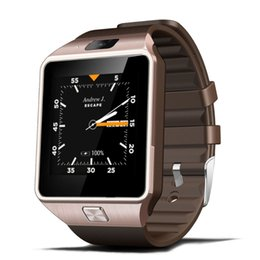 3g Camera Android Australia - 3G Smartwatch QW09 Android WiFi Smart Watch 5MP Camera 512MB 4GB Bluetooth 4.0 Real-Pedometer SIM Card Call Anti-lost Wristwatch