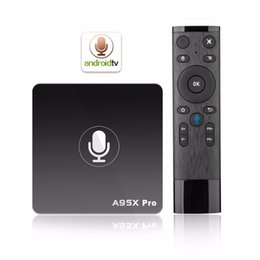 $enCountryForm.capitalKeyWord Australia - A95X Pro 2G 16G Android 7.1 Voice Control Smart TV Box 4K HD 2.4G WIFI Stable Movie Google Youtube Cast Netflix Set-Top Box