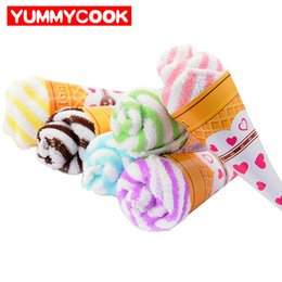 $enCountryForm.capitalKeyWord NZ - Lot Of 30 Ice Cream Towel Personalized Wedding Gift Thank You Guest Favor Wholesale Item Gear Stuff Accessories Supplies Product SH190913