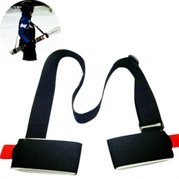 $enCountryForm.capitalKeyWord NZ - New Adjustable Snowboard Easy Backpack Shoulder-strap Ski Pole Sleigh Strap Shoulder Handle Dual Carrier Tying Skis Sling Braces