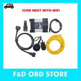 Function Connectors Australia - WIFI Function ICOM NEXT Scanner for B.MW Car Diagnostic Tool and Programmer without Software for BMWIFI Auto Diagnostic Tool
