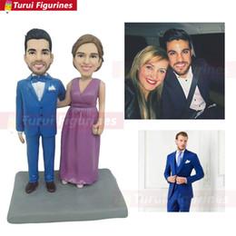 $enCountryForm.capitalKeyWord Australia - best gift for lover wedding mini figurine miniature Ornaments Home Decor Wedding decoration Candlestick cake topper decor gift idea