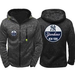 New york tracksuit online shopping - NEW YORK Sweatshirt Men Sport Wear Men s Hooded Hoodie Zipper Sweatshirt Male Hoody Autumn Coat Spring hoodie Cardigan hoodie Tracksuit