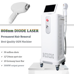 good hair removal 2019 - Good Quality Painless 808nm hair removal diode laser machine upgrade hair removal laser beauty equipment permanently res