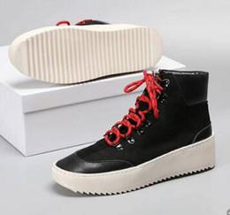 $enCountryForm.capitalKeyWord Australia - Mens 2019 Fear God 1 Light Bone Black Designer Sneakers Fashion Fog Cushion Boots Sports Zoom Casual Shoes 38-46