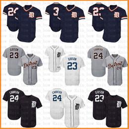 Tiger brown online shopping - Detroit Tigers Baseball Jersey Kirk Gibson Miguel Cabrera Alan Trammell Jerseys