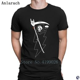 blue angels t shirts UK - Angel of Death Metal tshirts Top Quality fashion Creature t shirt for men cotton simple Unisex Summer Style High quality