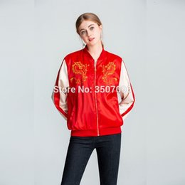 $enCountryForm.capitalKeyWord Australia - 2018 Wreck It Ralph Princess Mulan Jacket Cartoon Ralph Breaks The Internet Mulan Mushu Dragon Cosplay Coat Women Daily Costume SH190910