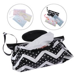 Baby Care Changing Pads & Covers Trend Mark Eco-friendly Clutch And Clean Wipes Carrying Case Wet Wipes Bag Clamshell Cosmetic Pouch Easy-carry Wipes Container Moderate Price