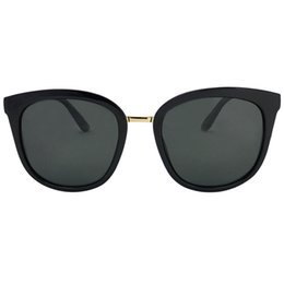 Kupnepo 55018 mens moda designer polarizada óculos de sol óculos de armação preta cinza quadrado lente navio rápido frete grátis prada10 venda por atacado