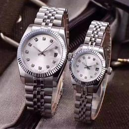 742309654f33 2019 RELOJ DE LUJO Estilo de Pareja AAA Clásico Movimiento Automático Mecánico  Moda Hombres Hombres Mujeres Mujeres Relojes Relojes de pulsera