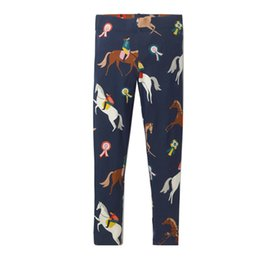 $enCountryForm.capitalKeyWord Australia - Baby Leggings For Girls Pants With Animal Applique Brand Autumn Girls Leggings Children Trousers Cotton Kids Leggings 2-7t