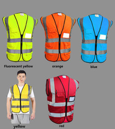 $enCountryForm.capitalKeyWord Canada - 2019 New visibility work safety construction vest warning reflective traffic vest green reflective safety clothing free freight