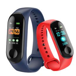 $enCountryForm.capitalKeyWord Australia - M3 Smart Band Bracelet Heart Rate Watch Activity Fitness Tracker pulseira Relógios reloj inteligente PK fitbit XIAOMI MI BAND 3 apple watch