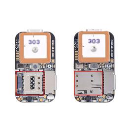 $enCountryForm.capitalKeyWord Australia - Super Mini Size GPS Tracker GSM AGPS Wifi LBS Locator Free Web APP Tracking Voice Recorder ZX303 PCBA Inside