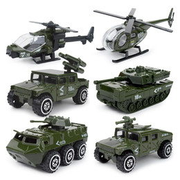 engines toys NZ - JY Diecast Model Car Toy, Military Truck, Tank, Fire Engine, Helicopter, SWAT& Police Vehicle, Ornament, for Xmas Kid Birthday Gift, Collect