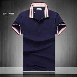 $enCountryForm.capitalKeyWord Australia - #1314 Summer Fashion Men Business Polo Cotton Short Sleeve Tees Designer Sweatshirt Luxurious Men's Outdoor Casual Polos Shirts
