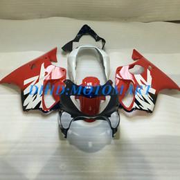 Black Body Honda Australia - Injection Customized Fairing set for HONDA CBR600F4 99 00 CBR600 F4 1999 2000 CBR 600 F4 600F4 CBR600 red black Fairings body kit HP52
