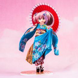Madoka Magica Figures Australia - Puella Magi Madoka Magica Kaname Madoka Sexy Anime Action Figure Art Girl Big Boobs Tokyo Japan Adult Products PVC Hot Sale Free Shipping