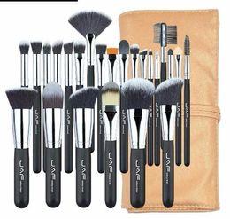 $enCountryForm.capitalKeyWord Australia - Makeup Brushes 24 Pcs Makeup Brush Set High Quality Soft Taklon Hair Professional Makeup Artist Brush Tool Kit