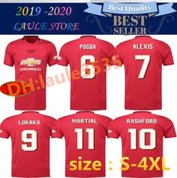 b9062a09f57 XXL 3XL 4XL 19 20 Manchester soccer jerseys United legend vs Bayern legend  2019 2020 MAN BECKHAM SOLSKJAER SHERINGHAM FOOTBALL UTD SHIRTS