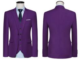 $enCountryForm.capitalKeyWord UK - Classic Men Suit Slim Royal Blue Wedding Groom Wear Men Suit Gentlemen Costume business party dress dsy004