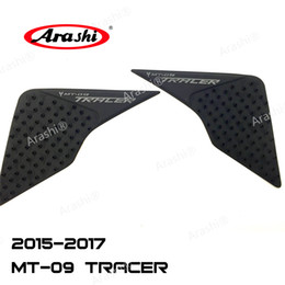 Decals & Stickers Arashi For Yamaha Fz-8 Fz8 2010 Anti Slip Tank Protective Pad Side Gas Knee Grip Traction Pads Protector Stickers
