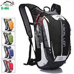 gold lion bags 2019 - LOCAL LION 18L Sport Bag Waterproof Bicycle Backpack Cycling Bike Rucksacks Packsack mtb Riding Running Backpack Ride pa