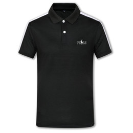 $enCountryForm.capitalKeyWord Australia - 2019 New Mens Designer Printed applique Polo Shirts Cotton long Sleeve Camisas Polos Round neck Male Polo Shirt men tee S-3XL