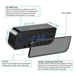 $enCountryForm.capitalKeyWord Australia - 1080P Wireless Camera Alarm Clock Motion Detection Nanny DVR Night Vision for Home Security HVR88