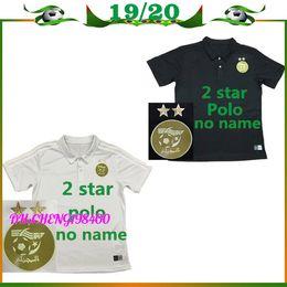 $enCountryForm.capitalKeyWord Australia - New Arrive 2 Stars Algeria Soccer Polo Shirt 2020 Algerie Black Casual Wear 2019 Algeria White POLO Training Uniforms Drop Shipping