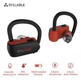 $enCountryForm.capitalKeyWord NZ - heap Bluetooth Earphones & Headphones Original SYLLABLE D15 TWS True Wireless Stereo Earbuds sports bass bluetooth earphone with mic ...