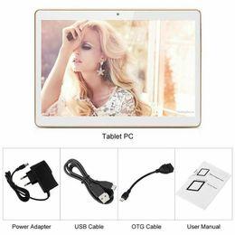 """Phablet Gps Quad Australia - 10.1"""" Tablet PC Android6.0 Octa Core 3G Dual SIM Camera 2GB 32GB GPS OTG Phablet"""