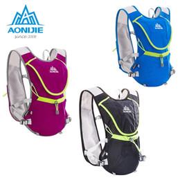$enCountryForm.capitalKeyWord Australia - Sport Running Backpack Marathon Fitness Hydration Vest Pack Cycling Hiking Bag 8L Capacity Lightweight Trail Racing Pocket #326220