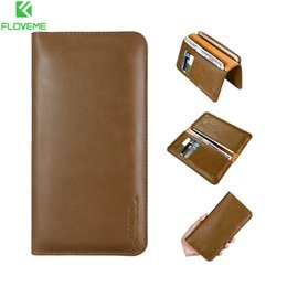$enCountryForm.capitalKeyWord NZ - wholesale 5.5'' Retro Luxury Wallet Genuine Leather Case For iPhone X 8 7 6 6s 5s Case For Xiao Redmi Note 4X 5a Mi5 6 Wallet Bags