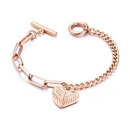 Rhodium Plated Coins Wholesale NZ - Designer Luxury Elizabeth Head Love Bracelet Coin Pendant Rose Gold Women's Fashion Charm Bracelet Accessories Free Shipping