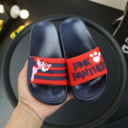 $enCountryForm.capitalKeyWord Australia - Summer Kids Slippers for Girls Home Slipper Baby Sandals Fashion Boys House Flip Flop Children Korea Casual Shoes Cute Animal