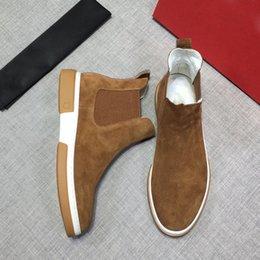 manufacturing plastics Australia - 2019 new top designer fashion men's shoes platform classic retro holiday gift leather manufacturing suitable for casual business occasions