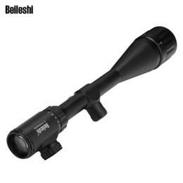 Shotgun Scope online shopping - Beileshi X mm Adjustable Illuminated Tactical Riflescope Reticle Optical Sight Scope for Shotgun Hunting