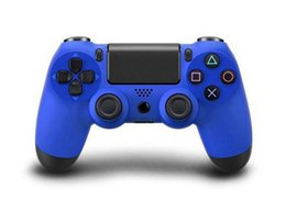 Controller Dual Wireless Australia - Ps4 Wireless Gamepad Bluetooth Controller For PS 4 Dual Vibration Joystick Game pad Game Controllers Game Handle