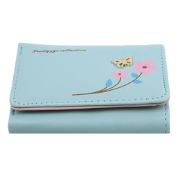 $enCountryForm.capitalKeyWord Australia - 2019 New Women Butterfly Short Hasp Embossing wallet Female Case Pocket Ms contracted Large capacity multi-function handbag