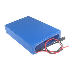 $enCountryForm.capitalKeyWord Australia - waterproof rechargeable e-bike battery 52 volt 30ah lithium battery pack High-capacity for 300W to 2000W power with 3A charger Free shipping